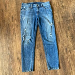 Level 99 Sienna Tomboy destroyed jeans size 27